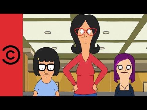 Linda's Shampoo Fountain - Bob's Burgers | Comedy Central