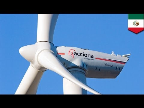 Mexico renewables: Spanish energy giant to build two huge wind farms