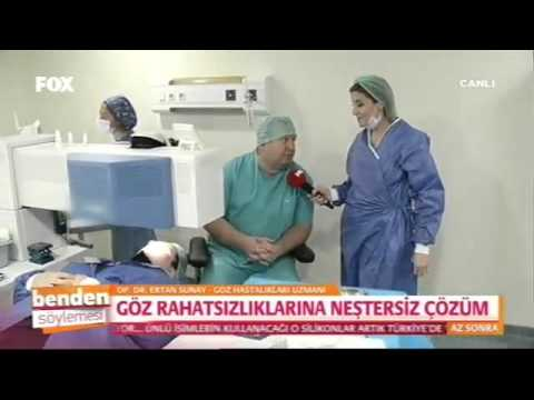 Op.Dr.Ertan Sunay – Fox Tv – No Touch Laser