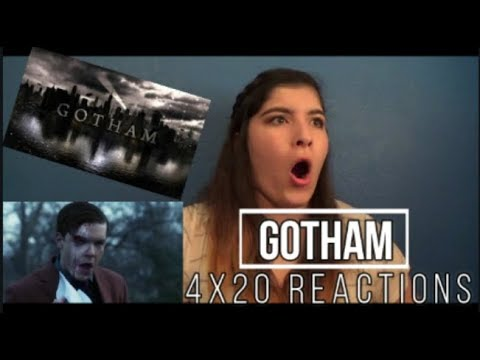 """Gotham 4x20 """"That Old Corpse"""" Reactions"""
