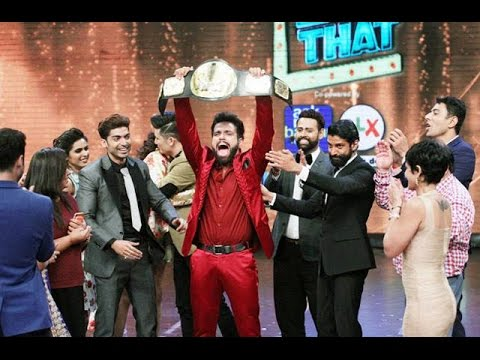 Rithvik Dhanjani WINNER Of 'I Can Do That'