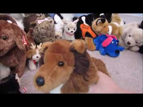HUGE Stuffed Animal Collection-Part 1-Dogs