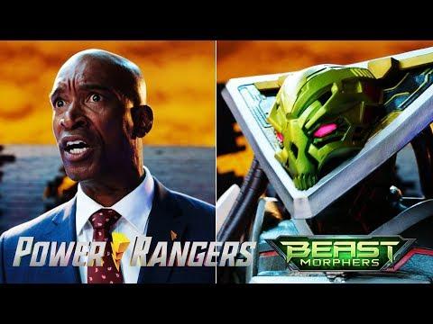 Evox Identity | Power Rangers Beast Morphers Season 2 Episode 4 | Power Rangers Official