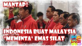 Video Mantap! Jokowi Buat Malaysia Pertama kalinya Mengemis Kepada Indonesia MP3, 3GP, MP4, WEBM, AVI, FLV April 2019