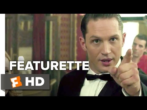 Legend (2015) (Featurette 'Tom Hardy')