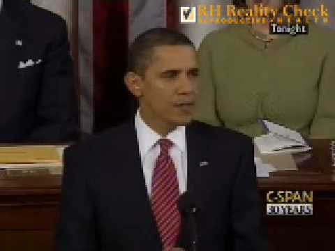 "President Obama: ""Health care reform will not wait another year."""