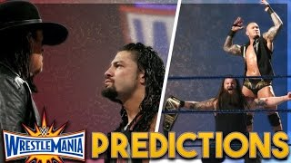 Nonton Wwe Wrestlemania 33 Ppv Predictions  Film Subtitle Indonesia Streaming Movie Download