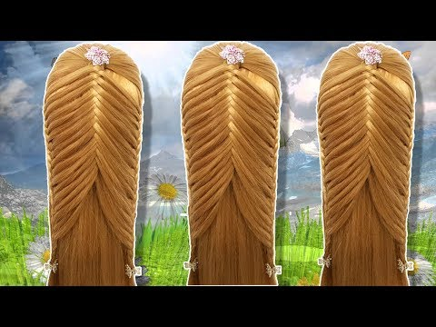 Hairstyles for long hair - Different hairstyle for long hair girls  Hairstyles for Party/wedding/function Hairstyles for girl