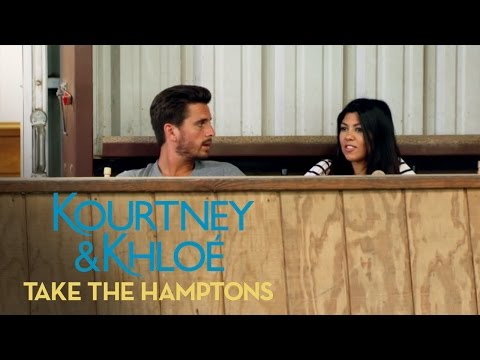Kourtney & Khloe Take the Hamptons 1.07 Clip 2