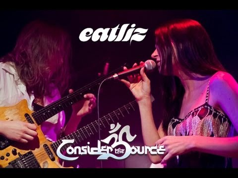 Consider the Source & Eatliz - You Go Squish Now (Live @ Barby)