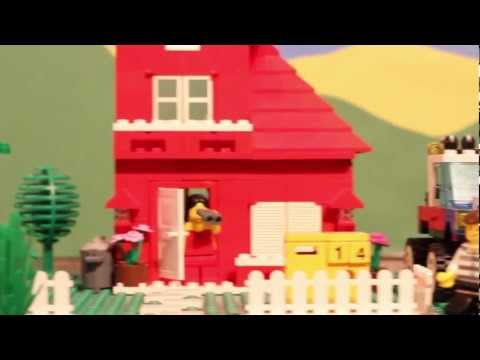 Lego Marriage Equality (Earthquake)