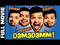 New Hindi Movies 2016 Full Movies  Damadamm  Bollywood Comedy Full Movie  Hindi Comedy Movies waptubes