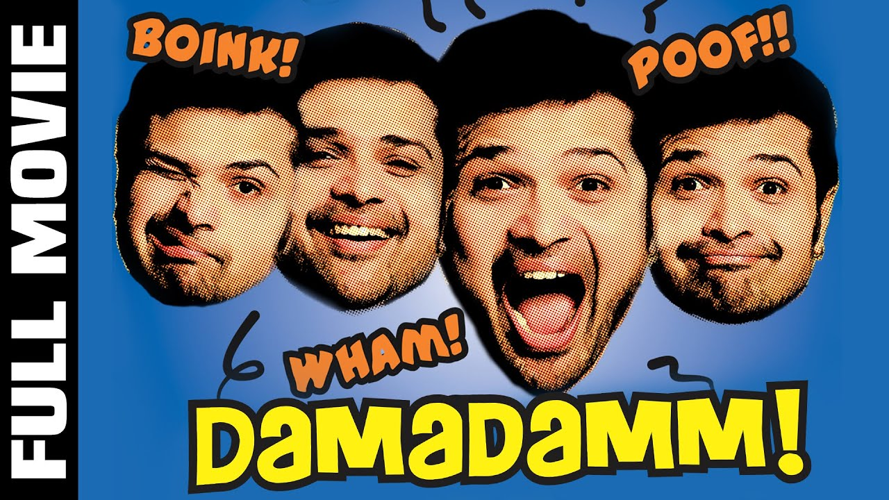 New Hindi Movies 2016 Full Movies – Damadamm – Bollywood Comedy Full Movie – Hindi Comedy Movies