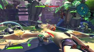 Welcome to AnTREXon GamingBattleborn is an online first-person shooter video game being developed by Gearbox Software, to be published by 2K Games for Microsoft Windows, PlayStation 4 and Xbox OneThank you and subscribe!