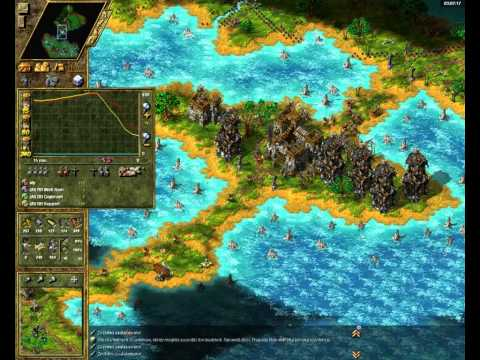 Settlers 4 - Dark Tribe Campaign - Mission 10 - The Viking Quest: Breaking the Mirror - 05
