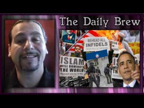 THE DAILY BREW #54 (8/23/2013) Coffee & The Morning Headlines #PTN