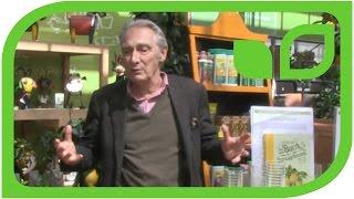 Gartenautor A. Honegger im Gespräch Teil 2:  Warum ein breites Tätigkeitsfeld  (Schwizerdütsch)