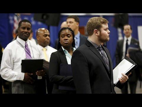 ΗΠΑ: νέα τονωτική 242.000 θέσεων στην αγορά εργασίας – economy