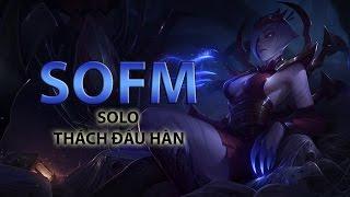 Sofm sử dụng Elise đi rừng rank Hàn