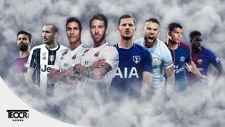 Video Top 10 Defenders In The World 2018 Mix HD| MP3, 3GP, MP4, WEBM, AVI, FLV Mei 2018