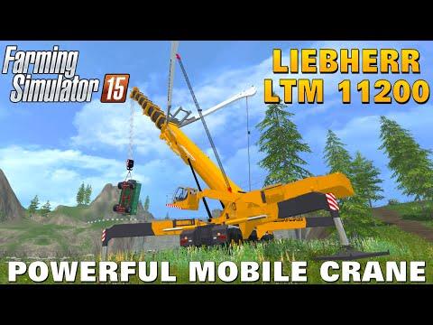 TFSG Liebherr LTM 11200 CHRISTOPHE LEVAGE v2 TFSGROUP
