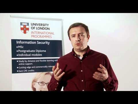 Alumni Inspiration: MSc Information Security (UK) Andy Smith