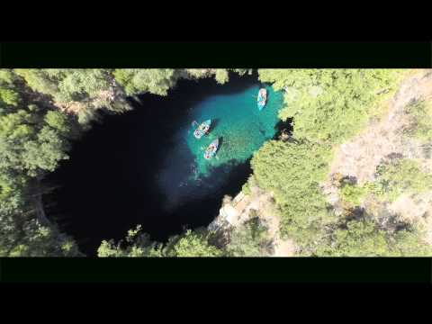 Argostoli Drone Video