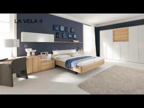 Мебель для спальни La Vela 2 от Hulsta