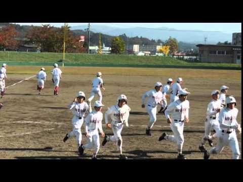 一年生大会奥州市立東水沢中学校野球部