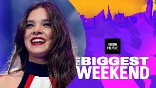 Video Hailee Steinfeld - Let Me Go (The Biggest Weekend) MP3, 3GP, MP4, WEBM, AVI, FLV Juni 2018