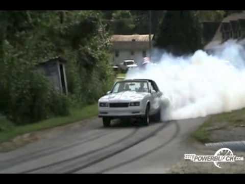 myPowerBlock: 1986 Monte Carlo SS Burnout