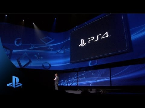 PlayStation 4 Announcement Live Stream (Replay)