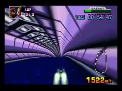 TAS F-Zero X N64 in 8:17 by Lord Tom