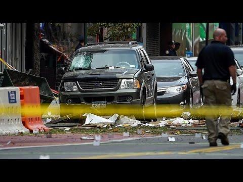 ΗΠΑ: Πέντε εκρηκτικοί μηχανισμοί σε σταθμό τρένων στο Νιου Τζέρσι