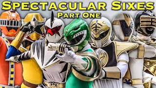 The Spectacular Sixes and Extra Rangers Part One [FOREVER SERIES]