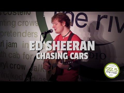 Ed Sheeran - Chasing Cars lyrics
