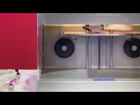 fiber - One of the things that keeps 3D prints from being useful in everyday applications is the structural instability of the plastic print material--it either bend...
