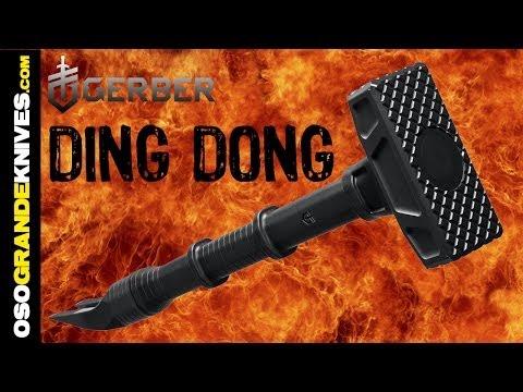 Gerber 2014 Ding Dong Breaching Tool