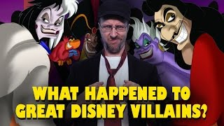 Video What Happened to Great Disney Villains? MP3, 3GP, MP4, WEBM, AVI, FLV Juli 2018