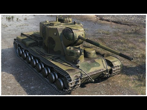 KV-5 • VETERAN World of Tanks
