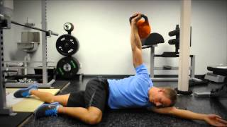 Exercise Index: Static Hold with Kettlebell