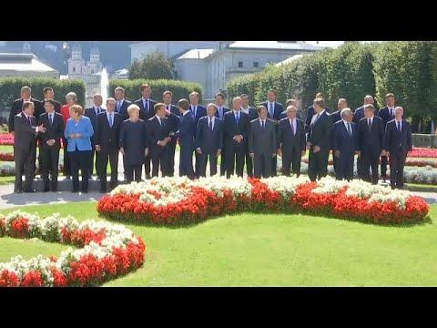 Σύνοδος Κορυφής: Οι διαπραγματεύσεις για το brexit επί τάπητος…
