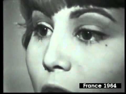 France 1964   Rachel   Le Chant de Mallory   FULL Song