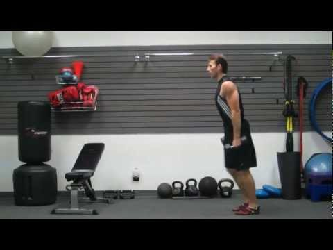Total Body Strength Training Workout | Weight Training Routine for Men and Women | HASfit