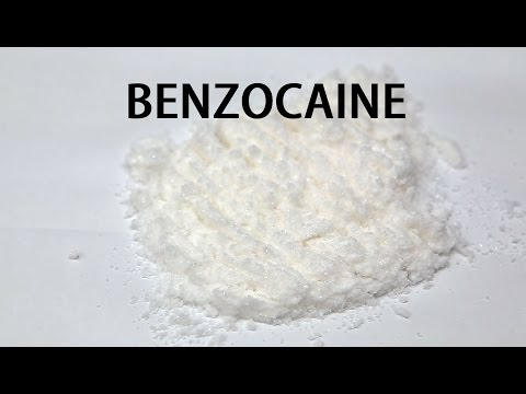 Making Benzocaine (Revisiting!)