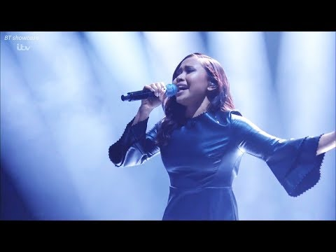 Alisah Bonaobra sings awesome This is My Now as wildcard - X Factor 2017 Live Show Week 1
