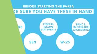2017-2018 7 Easy Steps to the FAFSA - Start Here