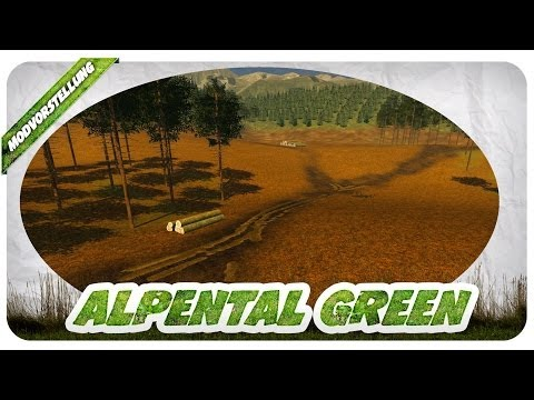Alpental Green v1.5.1