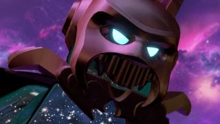 LEGO Dimensions Walkthrough Part 1 - Opening & Prologue (Lord Vortech)