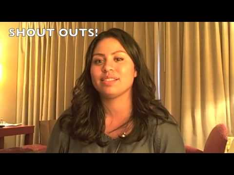 Vanessa Cruz - American Idol Outtakes (Mariah Carey - Outside & Melt Away)